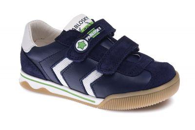 73a3b6c912d Zapatos casual de niño azul Pablosky de piel 277720